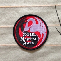 SOUL Martial Arts Patch